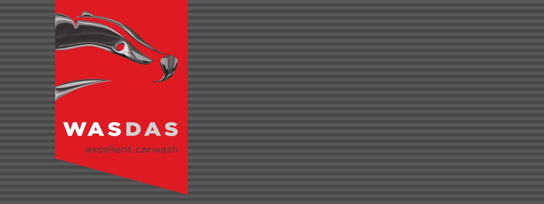 De banner van een WASDAS rebranding en logo door IDEA2